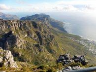 Sudáfrica. Día 4: Kleinbaai (Gran Blanco) y Ciudad del Cabo (Table Mountain, Mamá África).