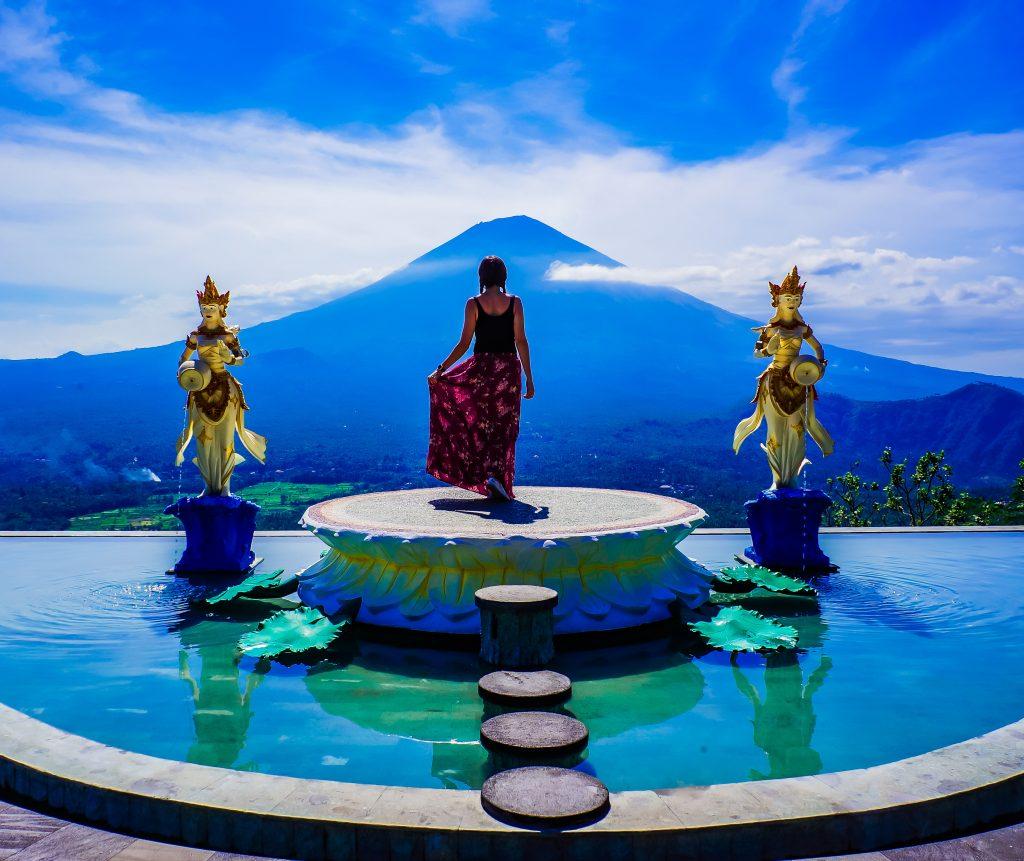 Amed. Viajar a Indonesia.