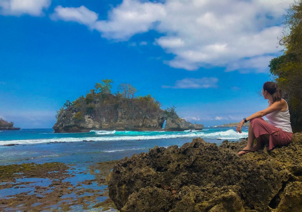 Nusa Penida. Viajar a Indonesia.