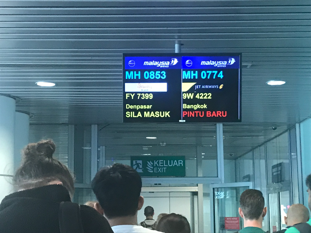 Como llegar a Bali