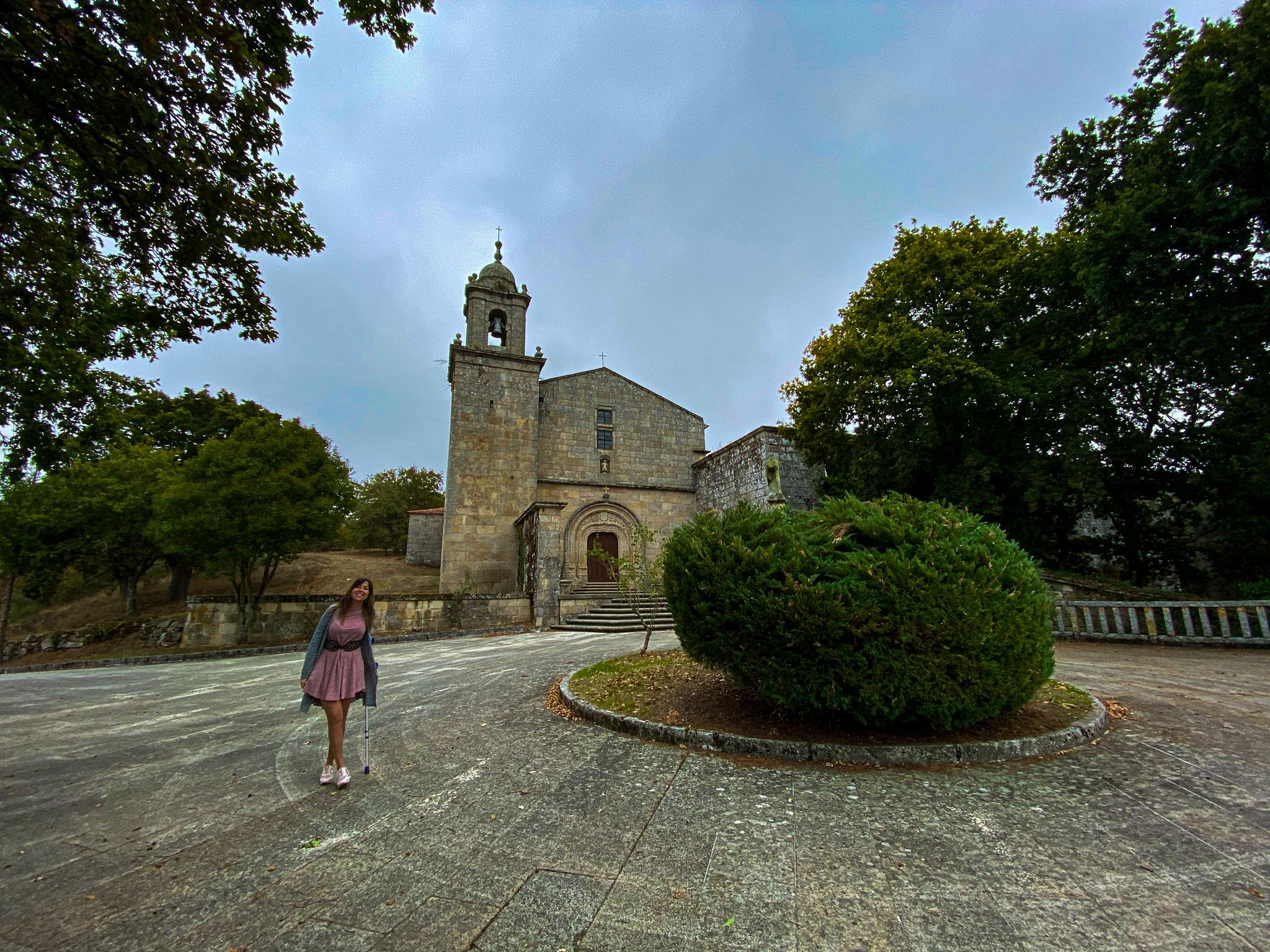 Monasterio Bon Xesus Trandeiras