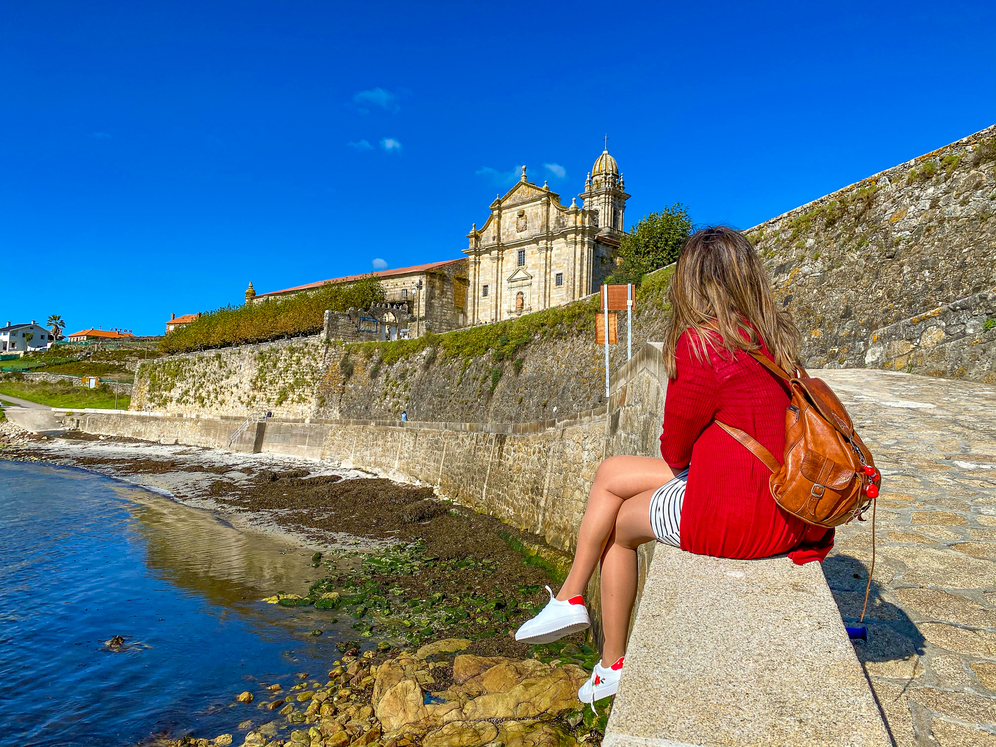 Monasterio de Oia Pontevedra