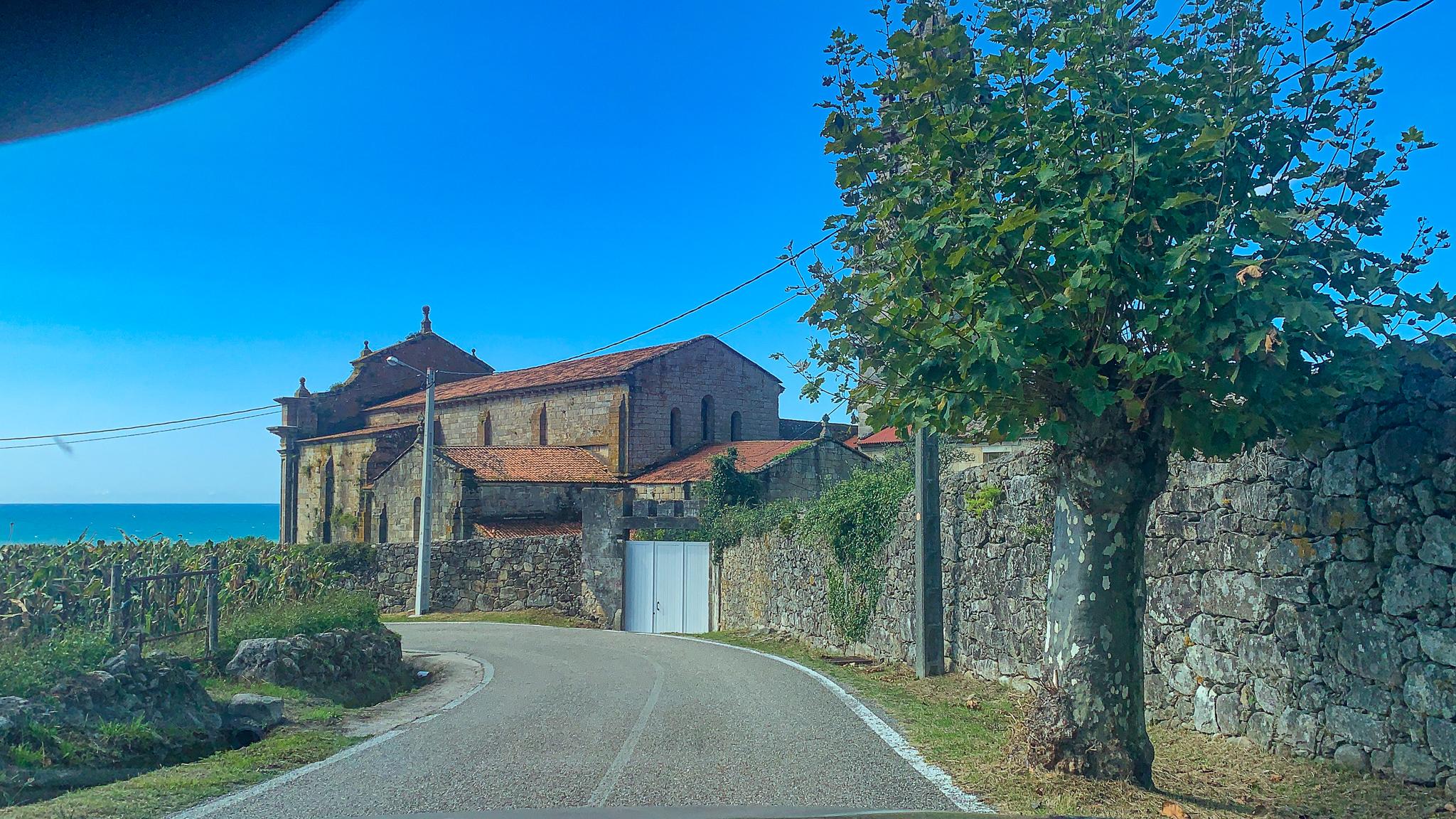 Monasterio Oia Pontevedra