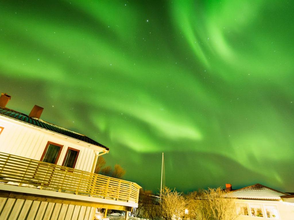 Guía rápida para fotografiar la Aurora Boreal
