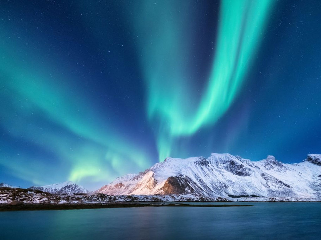 Qué ver en la Laponia noruega.