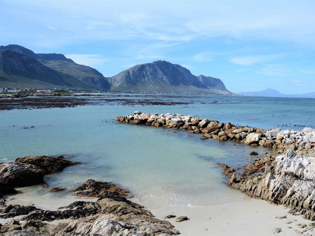 Sudáfrica. Día 1: Ciudad del Cabo, Betty's Bay y Hermanus.
